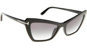 Tom Ford sunglasses Valesca 02 FT0555  300x169 - Tom Ford FT0555 01B Kadın Güneş Gözlüğü