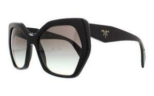 PRADA Sunglasses PR16RS 1AB0A7 Black 56MM 300x187 - PRADA-Sunglasses-PR16RS-1AB0A7-Black-56MM