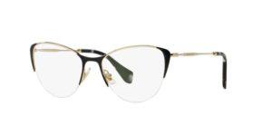 miu miu 1 300x150 - Miu Miu MU50OV Kadın Numaralı Gözlük